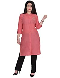 7bbb7a1895 Oranges Women's Kurtas & Kurtis: Buy Oranges Women's Kurtas & Kurtis ...