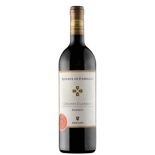 Vino Rosso Chianti Classico DOCG Bottiglia 75cl