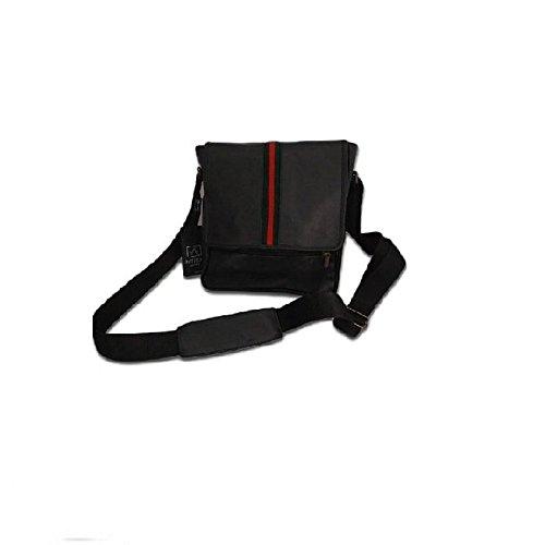 TASCHE/HANDTASCHE AUS ECHTEM LEDER-SCHULTER- MOD BAG-018 (Gucci Taschen Herren)