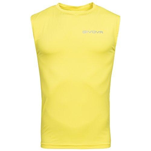 givova Base Layer T-shirt fonctionnel Corpus 1   gelb