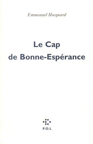 Le Cap de Bonne-Espérance