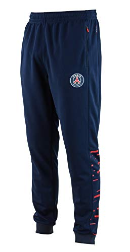 Paris Saint Germain PSG Herren-Trainingshose, Erwachsenengröße XX-Large blau