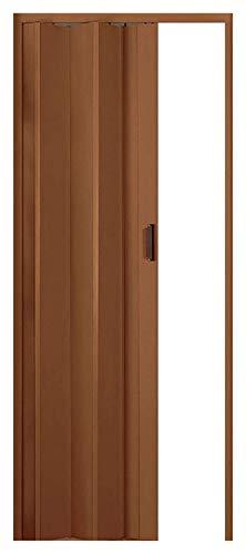 Forte pkcs100009214 porta soffietto elly con maniglia, noce