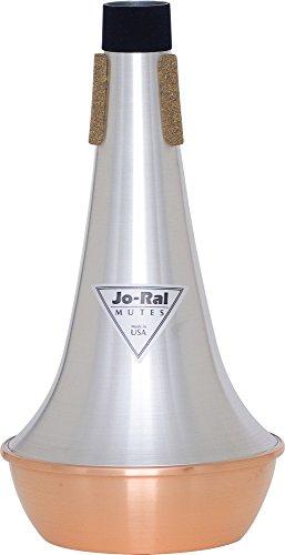 Jo-Ral - Sordina para trombón bajo (aluminio, base de cobre)