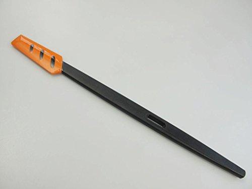 tupperware-griffbereit-kleiner-top-schaber-schwarz-orange-teigspachtel-schmal-6846