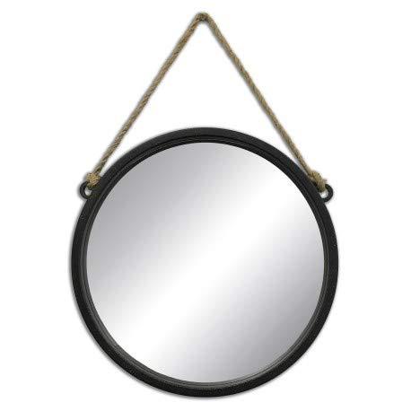Espejo Redondo Colgar 48cm diámetro Espejo Cuerda