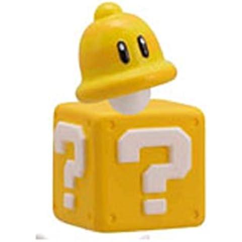 Furuta Choco Huevos parte ~ Super Mario 3d world figura ~ Super Bell 32mm