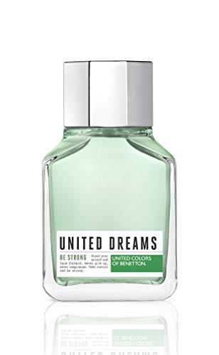 United colors of benetton united dreams be strong for men 100 ml/3.4oz edt spray