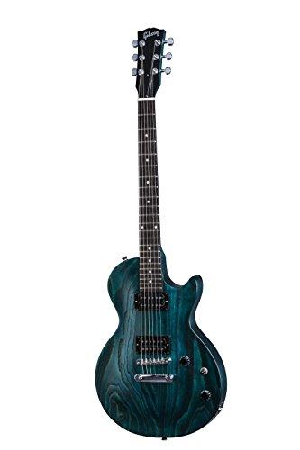 Gibson Les Paul Custom Studio, Denim Blue (Amazon Exclusive)
