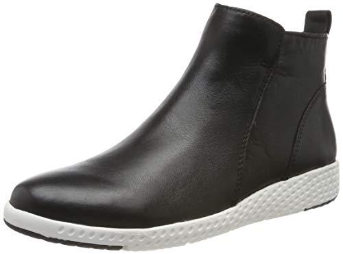 Marco Tozzi 2-2-25417-23, Zapatillas Altas para Mujer, Negro (Black Nappa 022), 38 EU