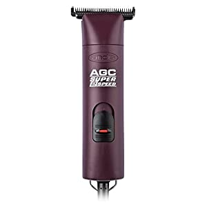 Andis AGC Super 2-Speed Professional Horse Clipper with Detachable Blade 24