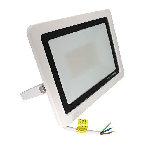 Popp Floodlight Led Foco Proyector Led para Exterior Iluminación Decoración 6000k luz...