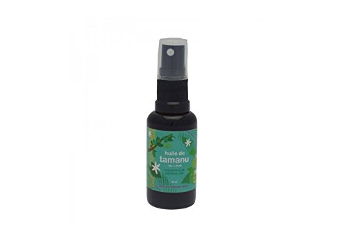 TAHITI NATUREL Huile Pure de Tamanu de Tahiti Spray 30 ml