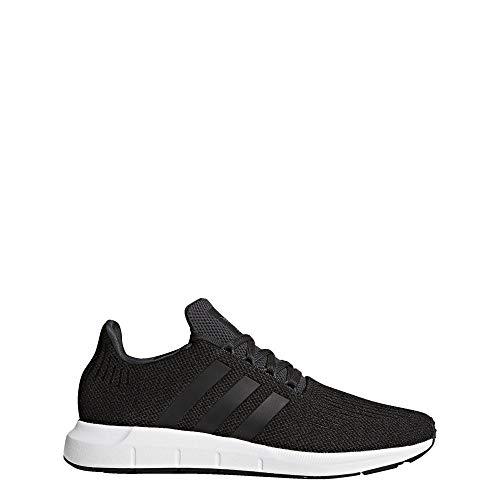 c3af7ba4b4bc2a adidas Herren Swift Run Sneaker Mehrfarbig (Black 001) 46 2 3 EU