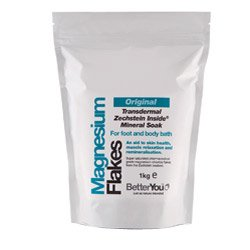 (Pack Of 6) Better You – Magnesium Flakes – (1kg)