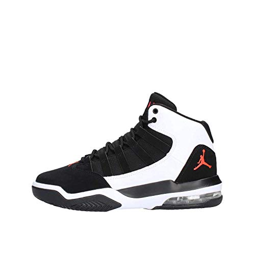 huge selection of 7310b c18a2 Nike Jordan MAX Aura, Zapatos de Baloncesto para Bebés, (White Infrared 23