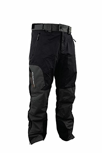 Savage Gear Black Savage Trousers Grey L Hose