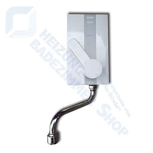 Klein Durchlauferhitzer Übertisch 3,5 kw inkl. Armatur elektronisch geregelt