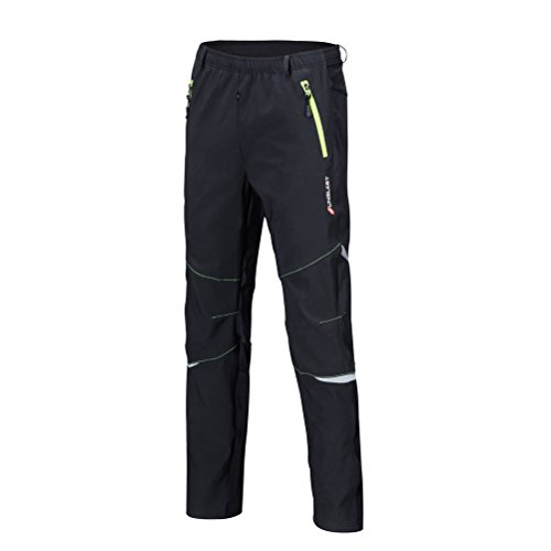 JUNGLEST Fleece Sport Hose, vielseitig einsetzbar,ideal zum Fahrradfahren, Joggen, Walken, Laufen, Angeln, Bauchumfang 85-90 - Fleece-volleyball-stoff