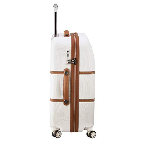 DELSEY PARIS CHATELET AIR Luxus Trolley / Koffer 67cm mit gratis Schuhbeutel und Wäschebeutel 4 Doppelrollen TSA Schloss - 6