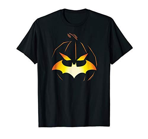 Batman Halloween Jack o' Bat T Shirt