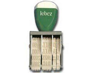 Lebez 0179 timbro