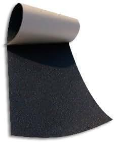 "Union Black Skateboard Griptape Sheet 9 x 33"""