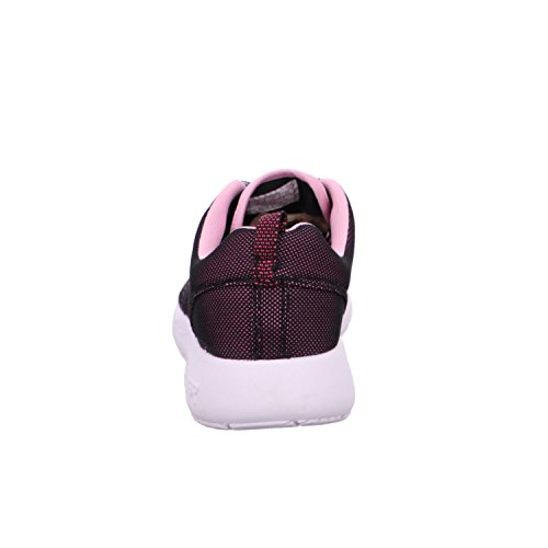 La Gear Alba Damen Sneakers Schwarz - Hellrosa