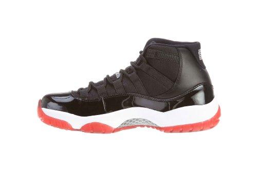 Neri Nike Uomo Retro Da 44 Ginnastica Air 11 erano Scarpe Nero Jordan FxPqrOwgpF