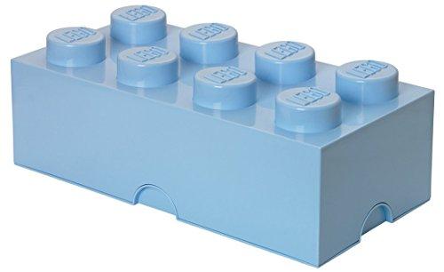 Lego Storage Brick 8Grande LT Blu Royal