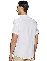 c1252d7d Linen Men's Clothing: Buy Linen Men's Clothing online at best prices in  India - Amazon.in