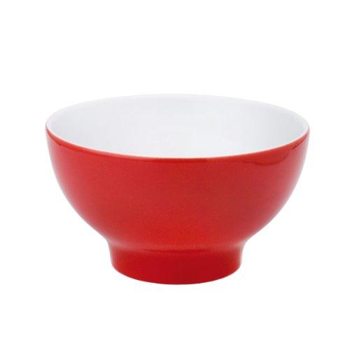 Kahla - Porcelaine pour les Sens 202921A60005C Pronto Colore Bol Rouge 14 x 7 cm