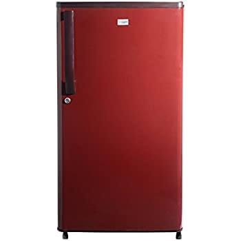 Gem 180 L 2 star Direct-Cool Single-Door Refrigerator (GRDN-2052BRWC, Burgundy Red)