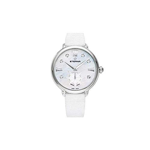 Eterna Lady Eterna Quartz Watch, R6004D, 34mm, Mother of Pearl, 2801.41.66.1406
