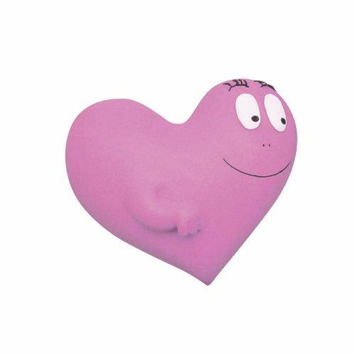 Universal Trends P70055 - Figurita magnética Barbapapa en Forma de corazón Rosa