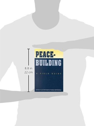 Peacebuilding: A Field Guide