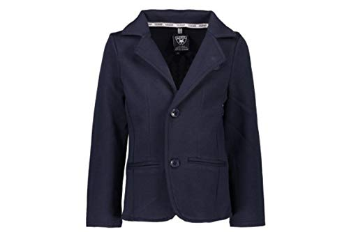 LCEE Jungen Boys Blazer Jacke Interlock Blue Navy 6104-190 (140)