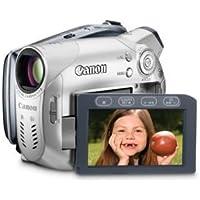 Canon DC100 - Ultra-Compact DVD Camcorder