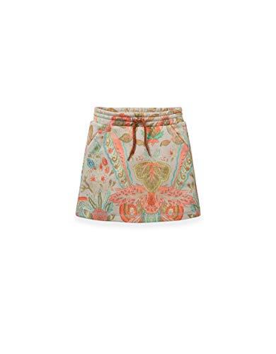 Oilily Hazzel Sweat Skirt Silver Glitter YF19GSK261