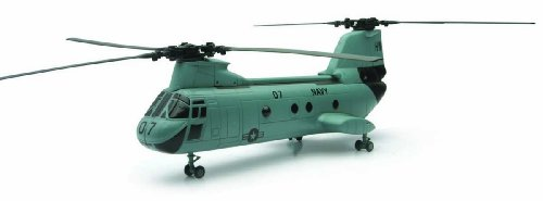 """NewRay 25813 - Modell-Militärhubschrauber \""""Boeing CH-64 Sea Knight Navy\"""" 1:55"""