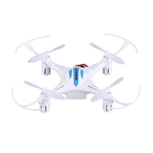 Preisvergleich Produktbild FPVRC Mini RC Quadcopter Drone Hubschrauber Flugzeug UFO 2.4G 4CH 4Aixs Eine Taste zur Rückkehr Headless Modus mit Fernbedienung Hubschrauber Unbemannte Hubschrauber New Spielzeug