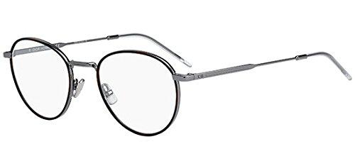 Dior Brillen 0213 RUTHENIUM HAVANA Herrenbrillen