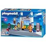 Playmobil Anden De Tren Modern