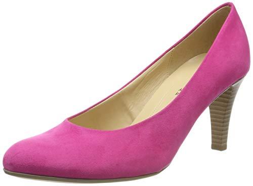 Gabor Shoes Damen Basic Pumps, Mehrfarbig (Fuxia 43), 42.5 EU