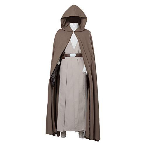 Pelicula Cosplay Luke Skywalker Disfraz The Last Jedi
