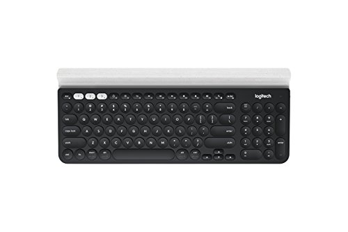 Logitech K780 Multi-Device Wireless Keyboard for Computer Phone Tablet Speckles 920-008025