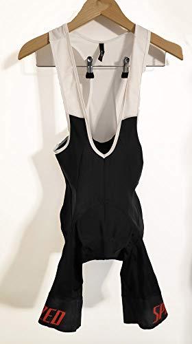 SPECIALIZED RBX Comp Camo BIB Short Char/rktred - M - Comp-bib-shorts