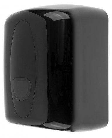 PlastiQline–2020Putz rollo dispensador de plástico con candado a la pared montaje