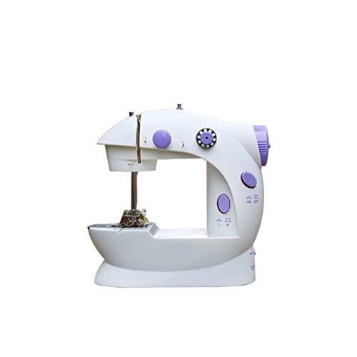 Sewing machine Máquina de Coser Mini y versátil con Mesa de extensión Máquina de Coser para niños Principiantes