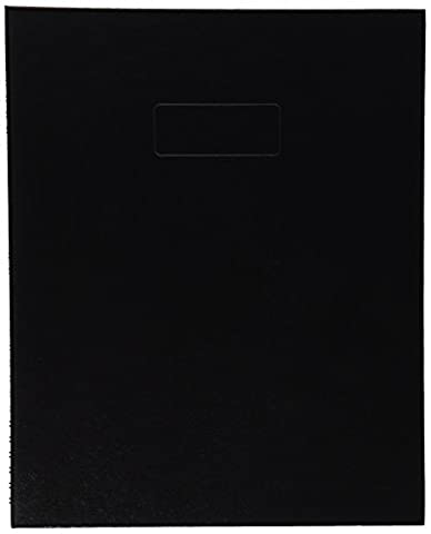 Note Pro Business Notebook, College Rule, Letter, White, 150 Sheets/Pad